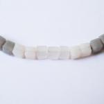Cubic bracelet Poudré